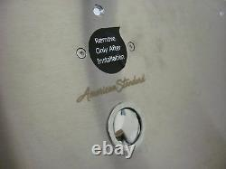 American Standard 6068.323.007 1.28 gpf Concealed Toilet Flush Valve 1-1/2