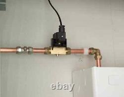 Cistermiser urinal automatic flush control valve. Infrared control IRC/MB
