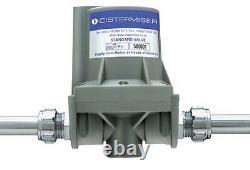 Cistermiser urinal automatic flush control valve. Standard pressure STD 6073/A