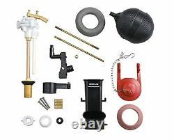 Conversion Kit Kohler 84499 1B1X Fill Valve Flush Flapper Gaskets