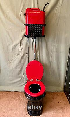 Custom toilet wall mounted