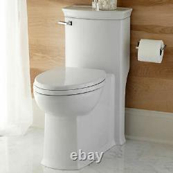 DXV D22005C101.415 WYATT- White- ONE-PIECE ELONGATED TOILET 1.28Gpf Cwh