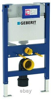 GEBERIT DUOFIX UP200 0.82m KAPPA CISTERN WALL HUNG CONCEALED WC TOILET FRAME SET
