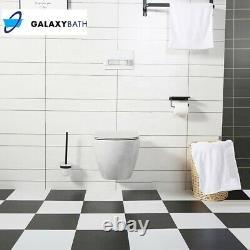 Geberit Duofix Kappa Up200 Wc Frame Rimless Wall Hung Toilet Pan Soft Close Seat
