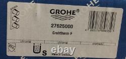 Grohe Grohtherm F Chrome Triple Volume Control Trim 27625000 $769