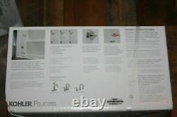 KOHLER Lilyfield Brushed Nickel Bath & Shower Faucet Set withValve # R78048-4E-BN