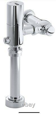 Kohler 10674-CP Chrome Wave Flushometer