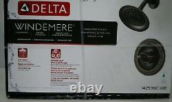 NEW Delta WINDEMERE 142996C-OB Oil Rubbed Bronze 1-Handle Shower Faucet with Valve