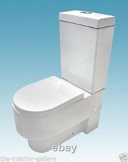 One Piece Toilet Modern Bathroom Toilet Dual Flush Toilet Abruzzi 27.6