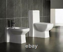 One Piece Toilet Modern Bathroom Toilet Dual Flush Toilet Barletta 28.3