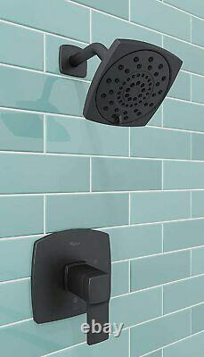 Pfister LG89-8DAB Deckard Tub and Shower Trim Kit Single Handle Matte Black