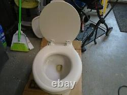 Saniflo Sanipro 48 Self-contained Compact Up-flush Macerater Toilet