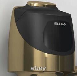 Sloan 0325161 Optima Plus G2 Cover & Sensor Assembly BRASS FINISH EBV139A