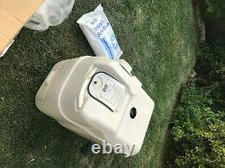 Sun-mar Centrex 1000 Composting Toilet Open Box BRAND NEW NEVER USED