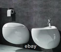 Swiss Madison Plaisir Wall hung toilet bowl