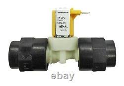 TECMA toilet flush solenoid valve 12v 1950120