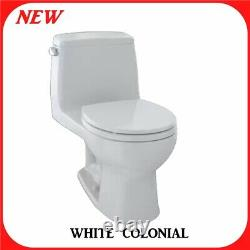 TOTO Eco UltraMax One Piece Elongated 1.28 GPF Toilet with E-Max Flush System