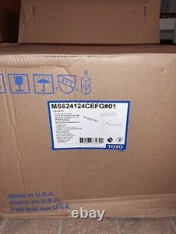 TOTO MS624124CEFG Legato 1.28 GPF Elongated Toilet