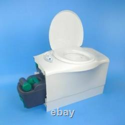 Thetford 32811 C402C Cassette Toilet With Electric Flush Right Hand Tank Access