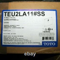 Toto TEU2LA11 EcoPower Concealed Urinal Flush Valve TEU2LA11#SS