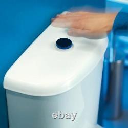 Touchfree Infrared Automatic WC Cistern Toilet Flush Valve Button Sensor