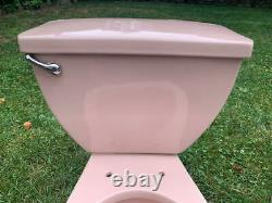Vintage Retro Gerber Toilet Bowl