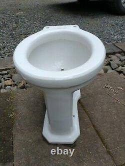 Vintage Standard Modernus 1931 Flush Ell Toilet